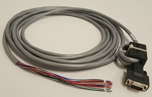5 meter input cable