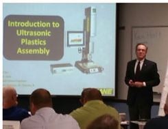Introduction to Ultrasonic Plastics Assembly & Application Setup and Troubleshooting